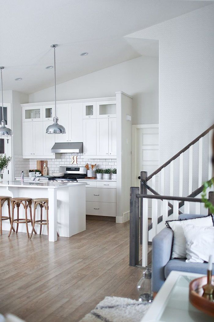 Best This Clean White Home Is The Epitome Of A Simple And 640 x 480