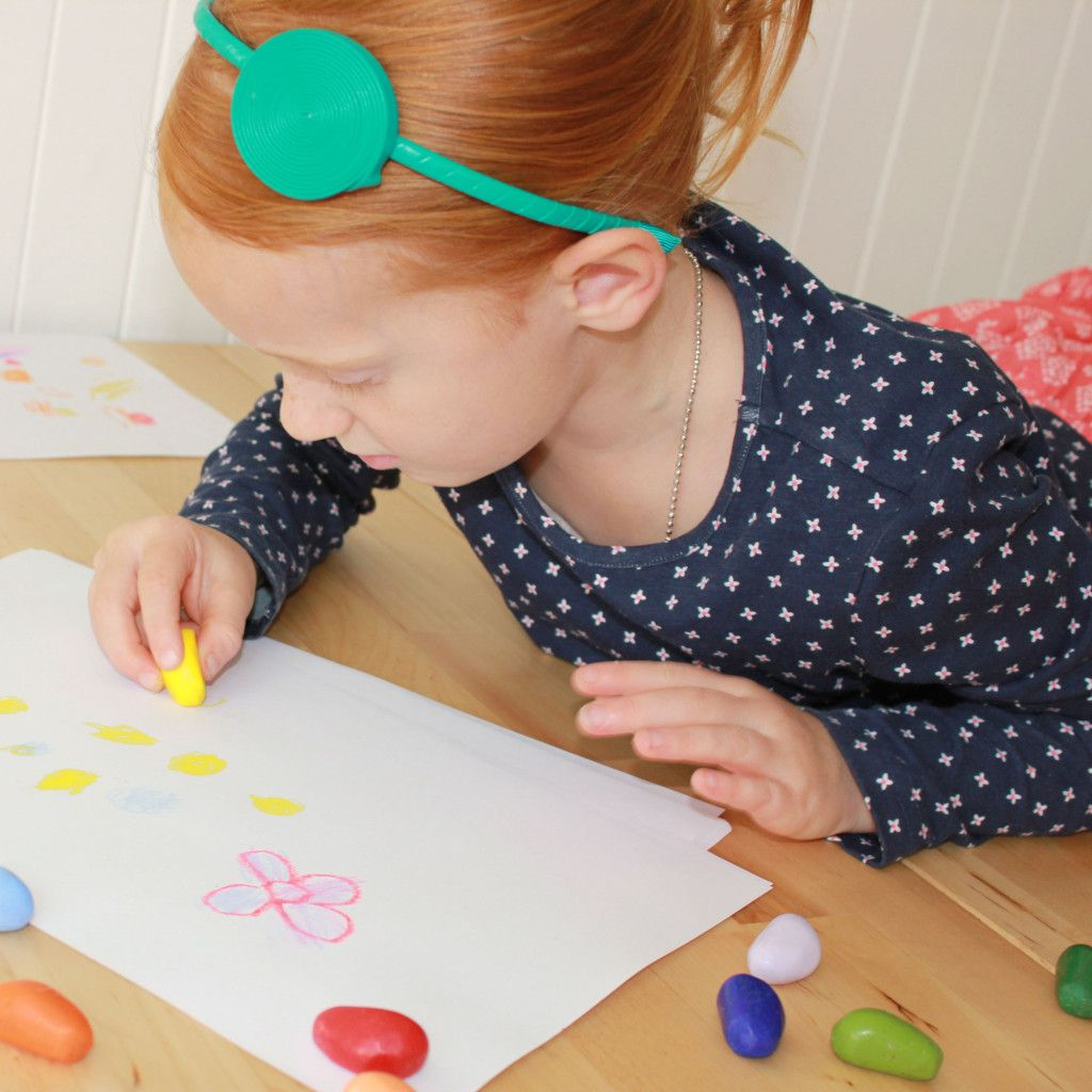 Crayon Rocks® are the best crayon you can buy to encourage