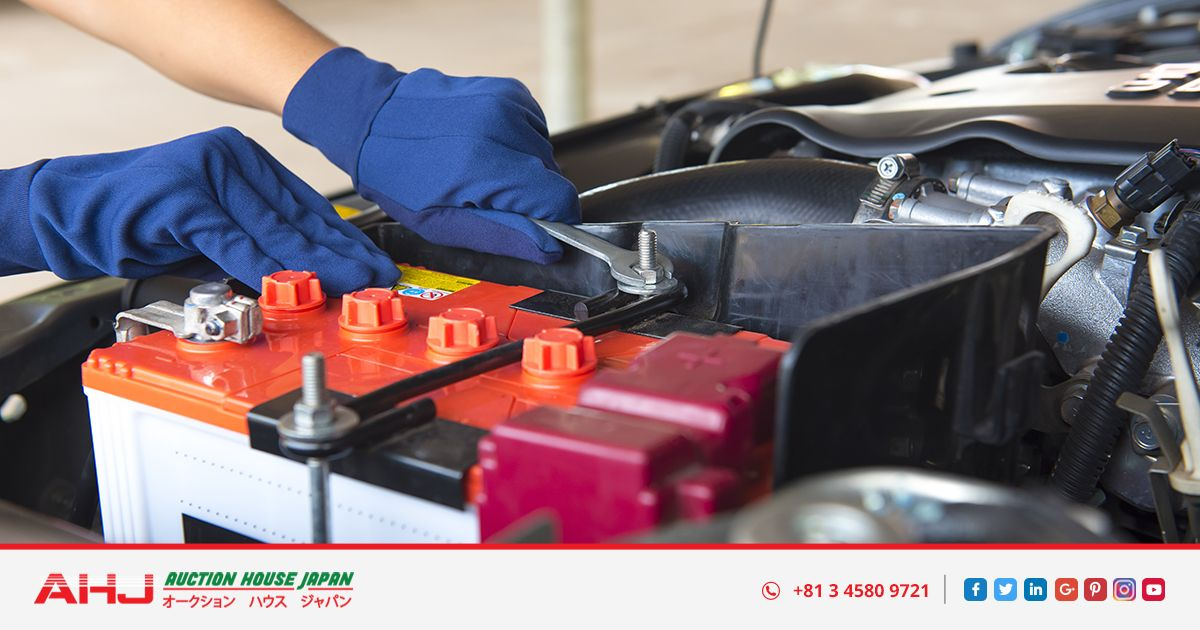 TIPS TO IMPROVE YOUR CAR'S BATTERY LIFE Battery life