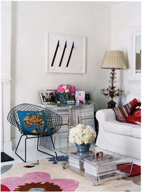 The Kerchum Residence Is A Perfect Mix Of Modern: ☆An Amazing Nice Small Apartment (57.5 Square Meters) Of Pippa Holt, Vogue Fashion Editor, Right