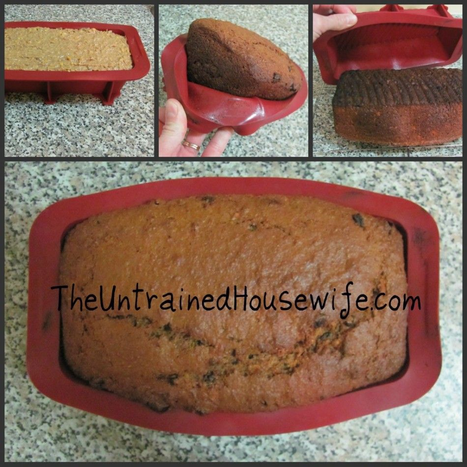How To Bake With Silicone Bakeware Silicone Bread Pan Silicone