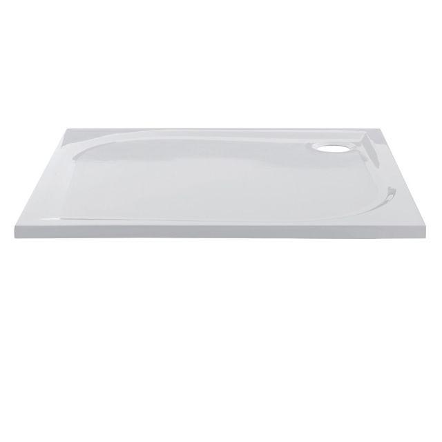 Receveur Extra Plat Carre 80 X 80 Cm Limski Castorama Bathtub Home Decor Decor
