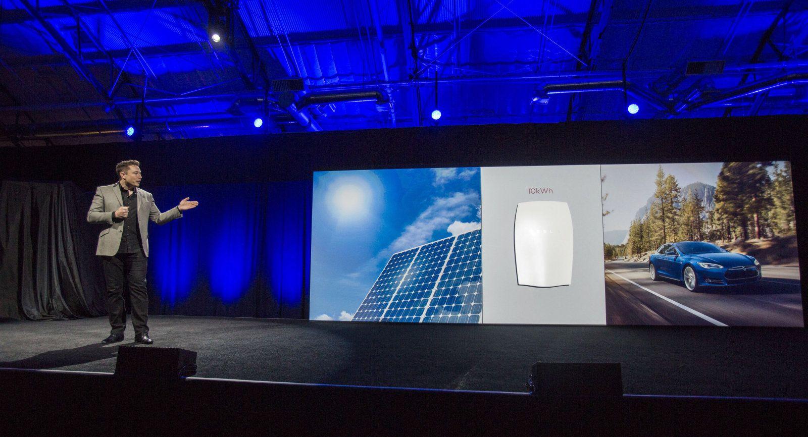 Elon Musks Companies Team Up Tesla Offers To Buy Solar City