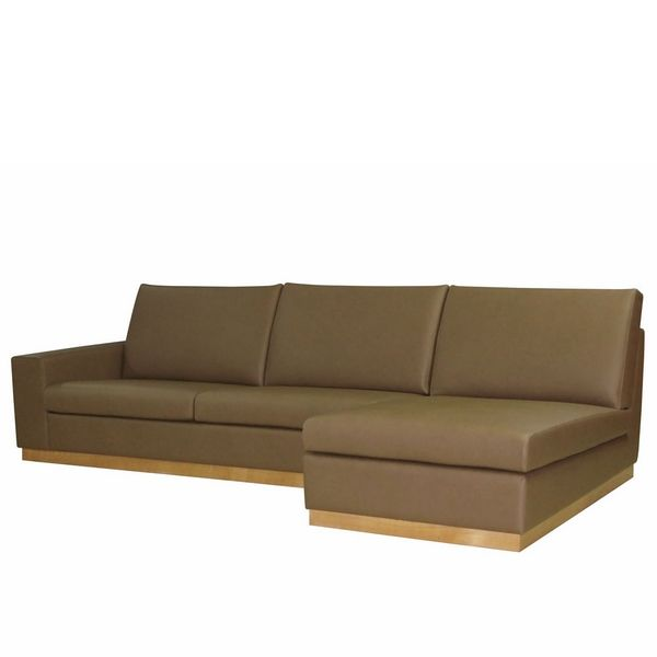Canape D Angle Tissu Urban 6 Places Sable Wenge Canape D Angle Tissu Canape Angle Canape Cuir Pas Cher