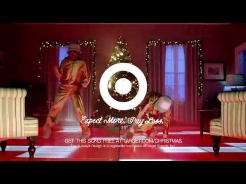 Target Christmas Commercial.Electronic Santa Clause Target Christmas Commercial 2010