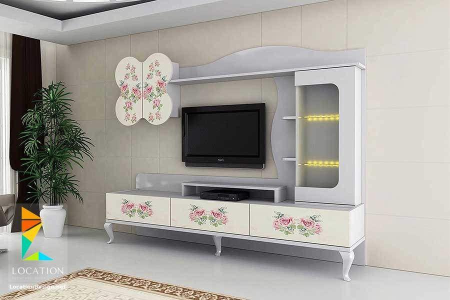 احدث اشكال مكاتب شاشات بلازما Home Decor Furniture Tv Stand