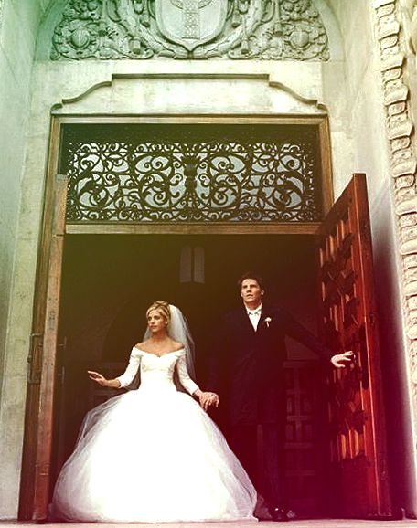 Buffy And Angel Wedding Dream