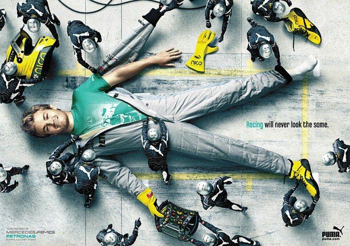 Rosberg e o pit stop