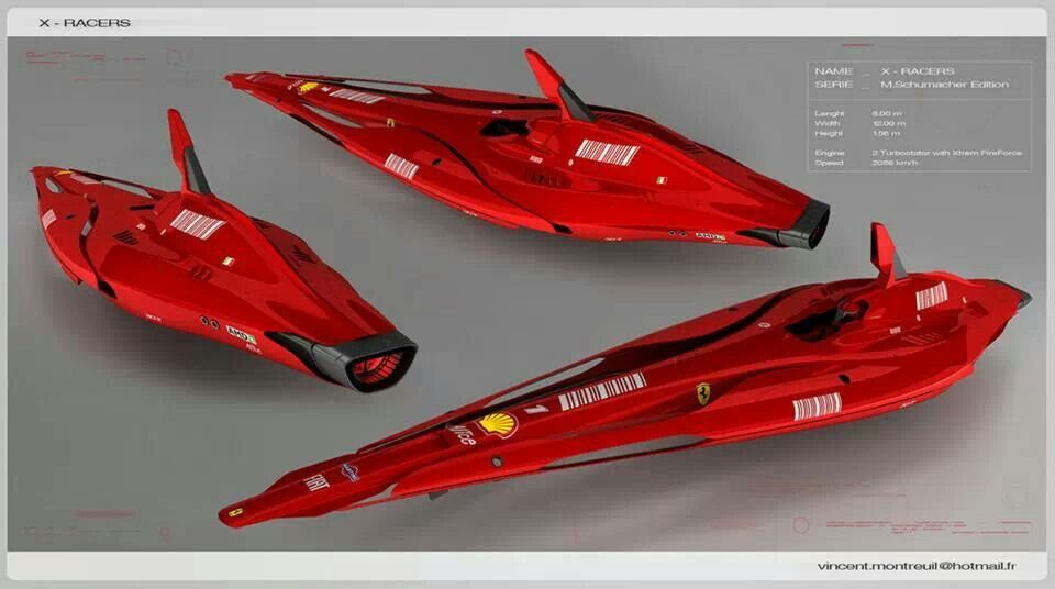 Future F1 #Ferrari #DevianArt