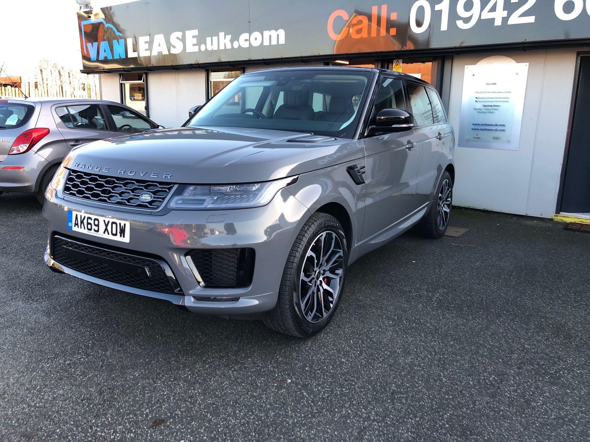 Rr Sport Phev In 2020 Range Rover Sport Car Lease Range Rover