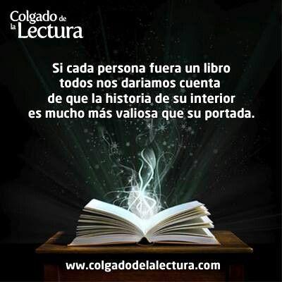 Si cada persona fuera un libro todos nos dariamos cuenta for Fuera de quicio libro