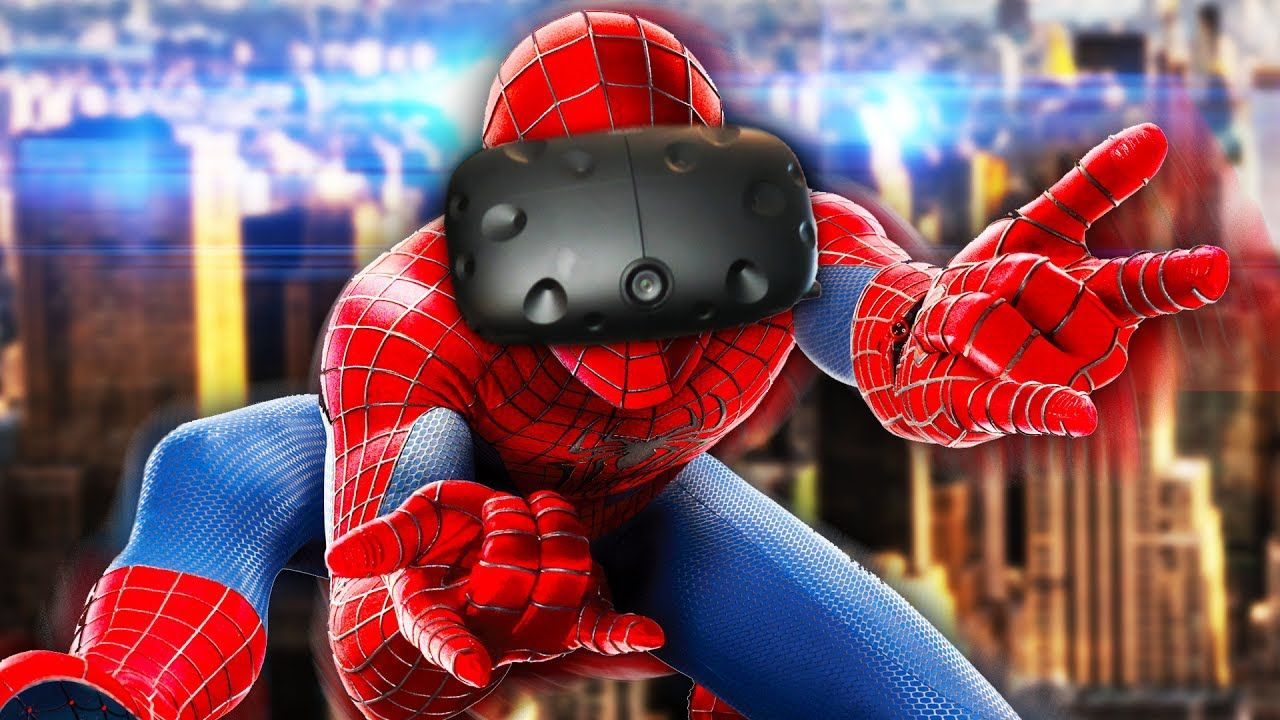 Spider Man Vr Spider Man Homecoming Vr Experience Htc Vive