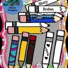 Pencil Clipart FREE Images are all in PNG format  Color and Black and White Pencil Clipart...