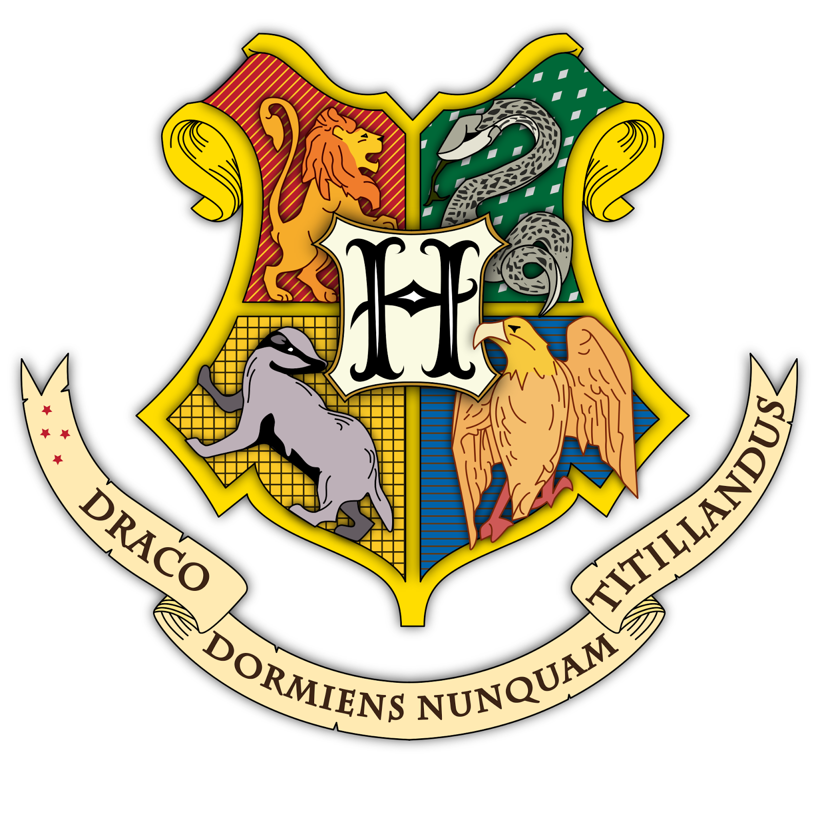 Near Final Idea Harry Potter Costume Hogwarts Crest Harry Potter Invitations