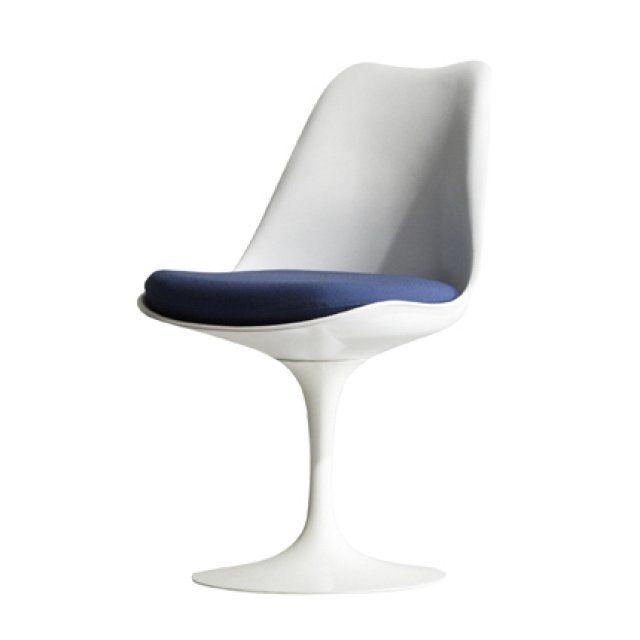 Chaise Tulip Knoll Mobilier De Salon Eero Saarinen Design