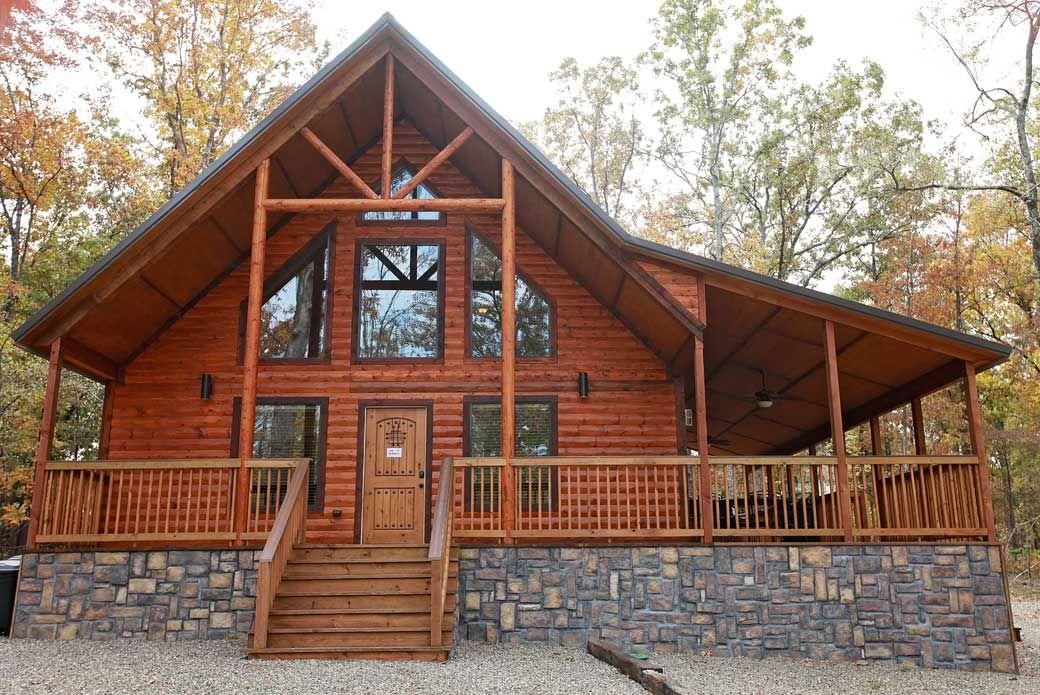 Silvercreek001 Luxury Cabin Rental Broken Bow Cabins Luxury Cabin