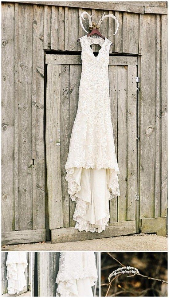 Beautiful Country Wedding in Arkansas | boho Hochzeitskleid ...