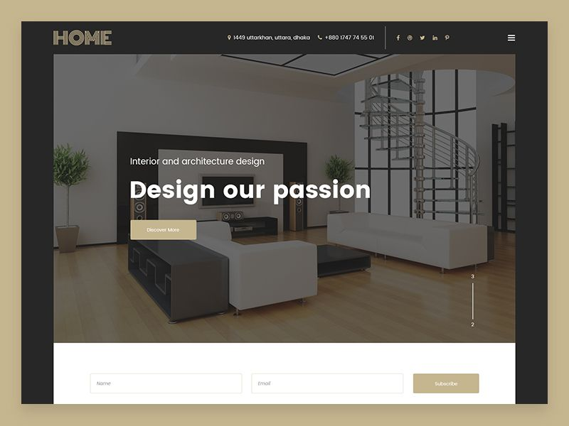 home interior design wip website designs and interiors