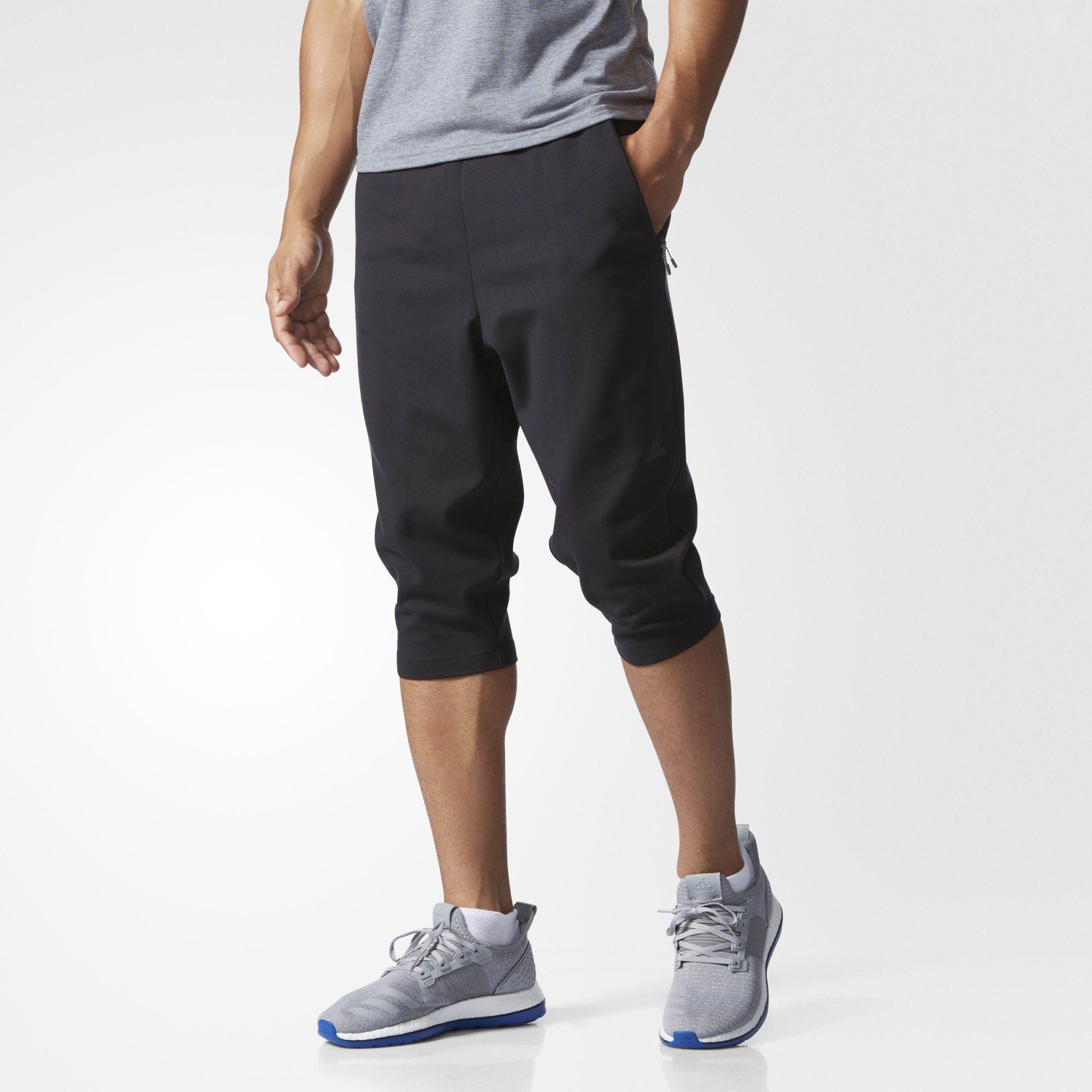 adidas - Z.N.E. Three-Quarter Pants