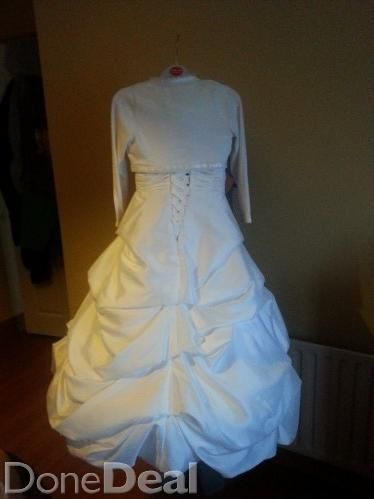 designer fashion big discount new style Communion dress For Sale in Limerick : €120 - DoneDeal.ie ...