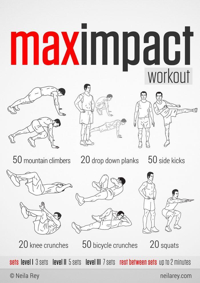 100 no equipment workouts pdf
