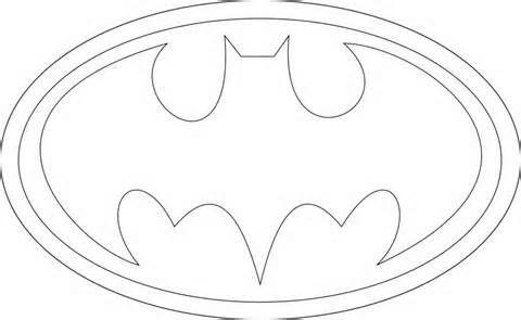 Batman Free Printable Logo For String Art Yahoo Image