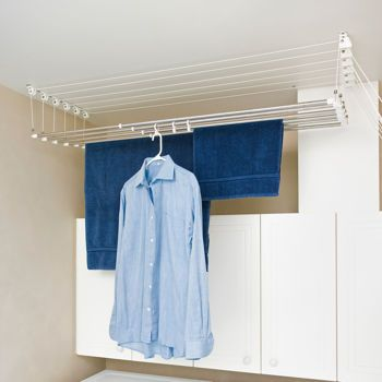 Clothes Drying Rack Costco Awesome Costco Greenway® 6Bar Laundry Lift  Storage And Organization Review