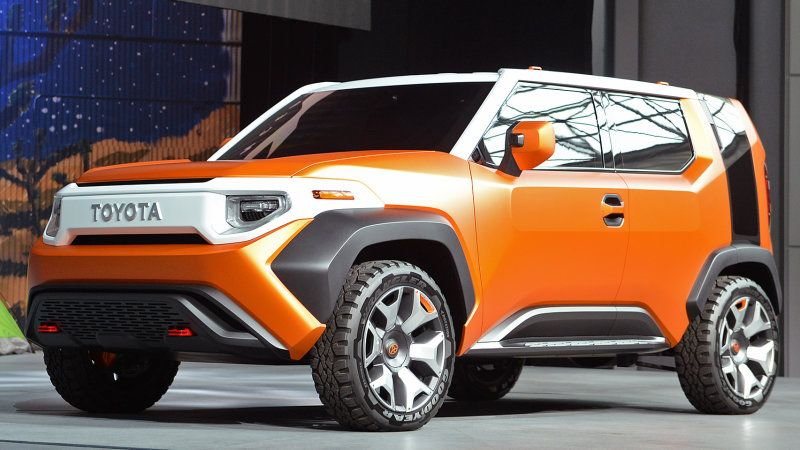 2018 Toyota FT-4X: Is It FJ Cruiser's Succesor Or Not >> Toyota S Next Small Crossover Could Be The Tj Cruiser Russ