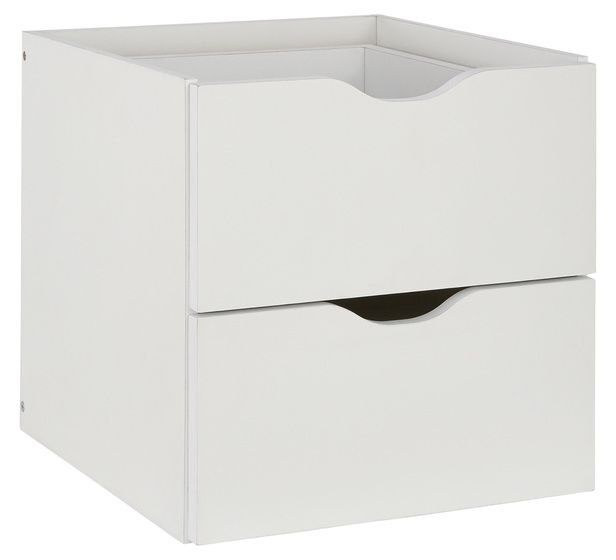 Matrix 8 Shelf Cube | Bookcase Units | Fantastic Furniture