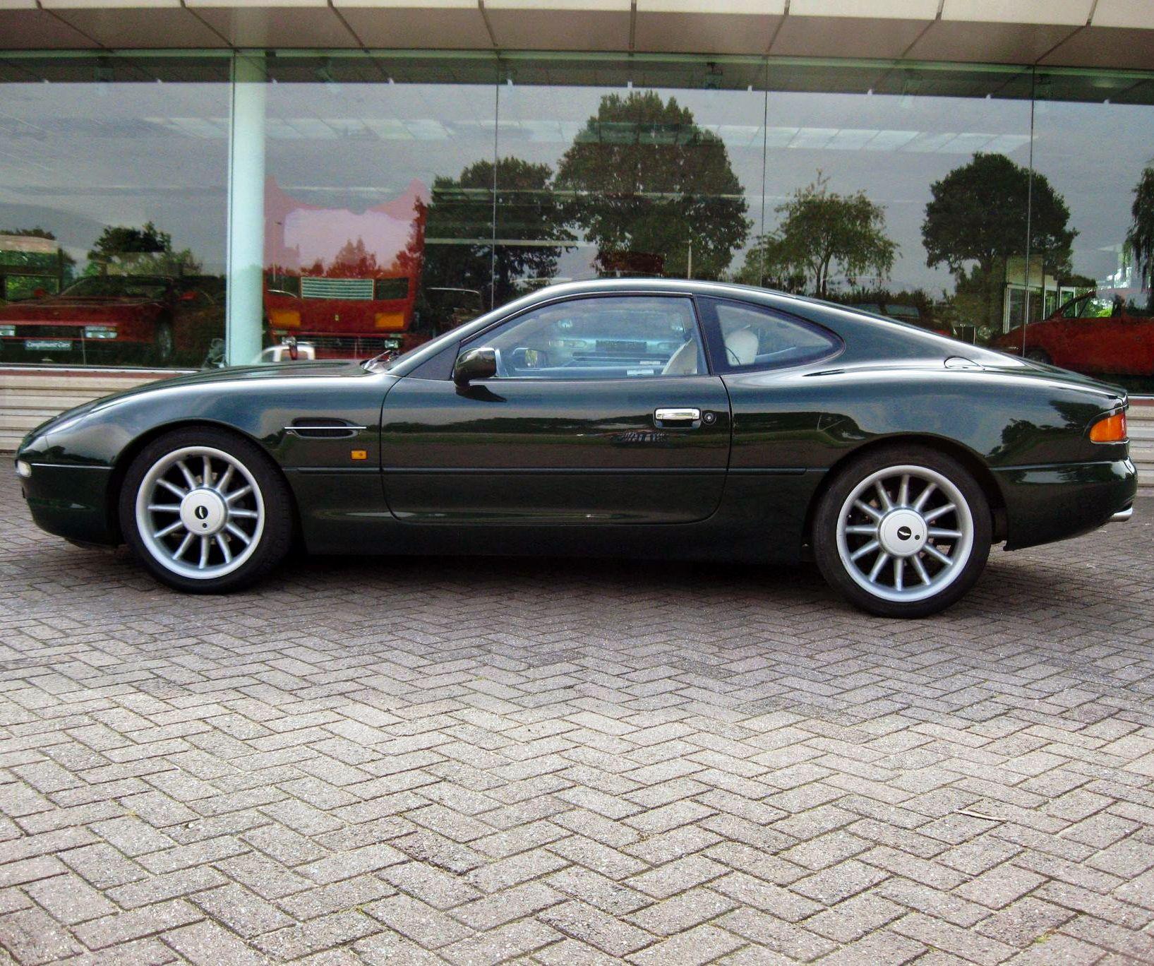 1995 Aston Martin Db7 Sportwagen Sport