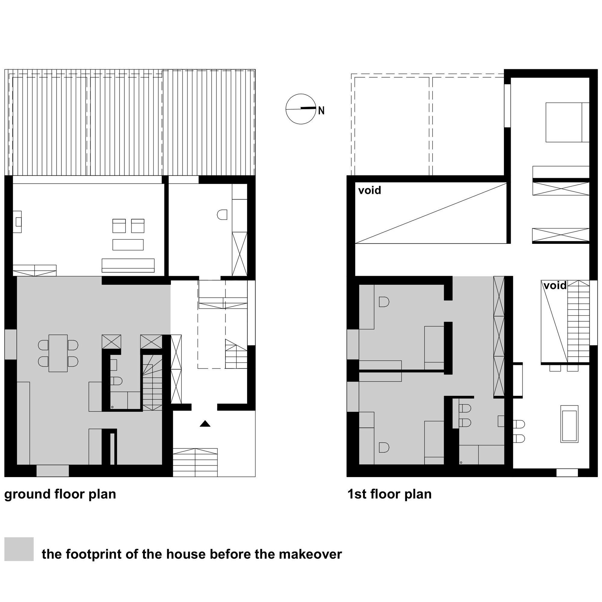 Charming Gallery Of Black Cube House / KameleonLab   21