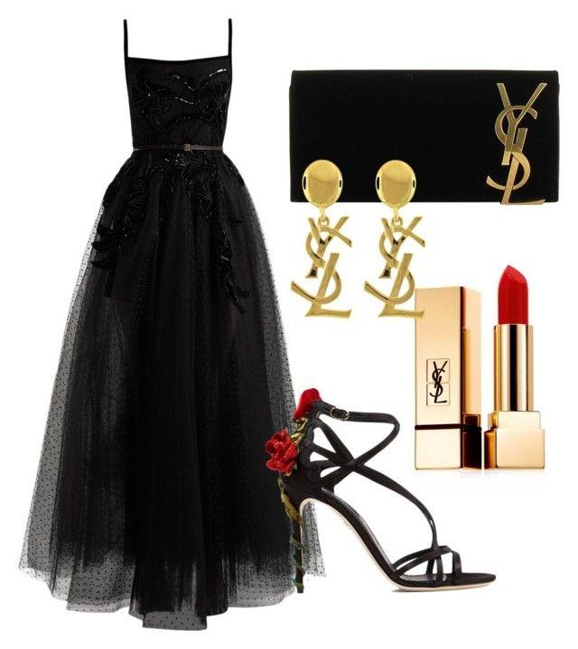 ysl dresses pinterest tenue de soir e chic mode and vetements. Black Bedroom Furniture Sets. Home Design Ideas