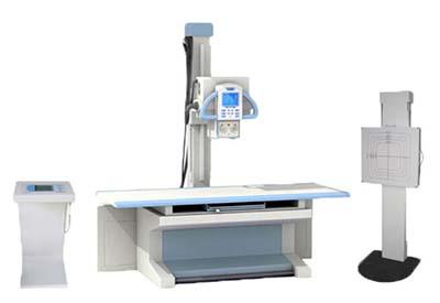 High Frequency Digital X Ray Machine X Ray Image Storage Ray