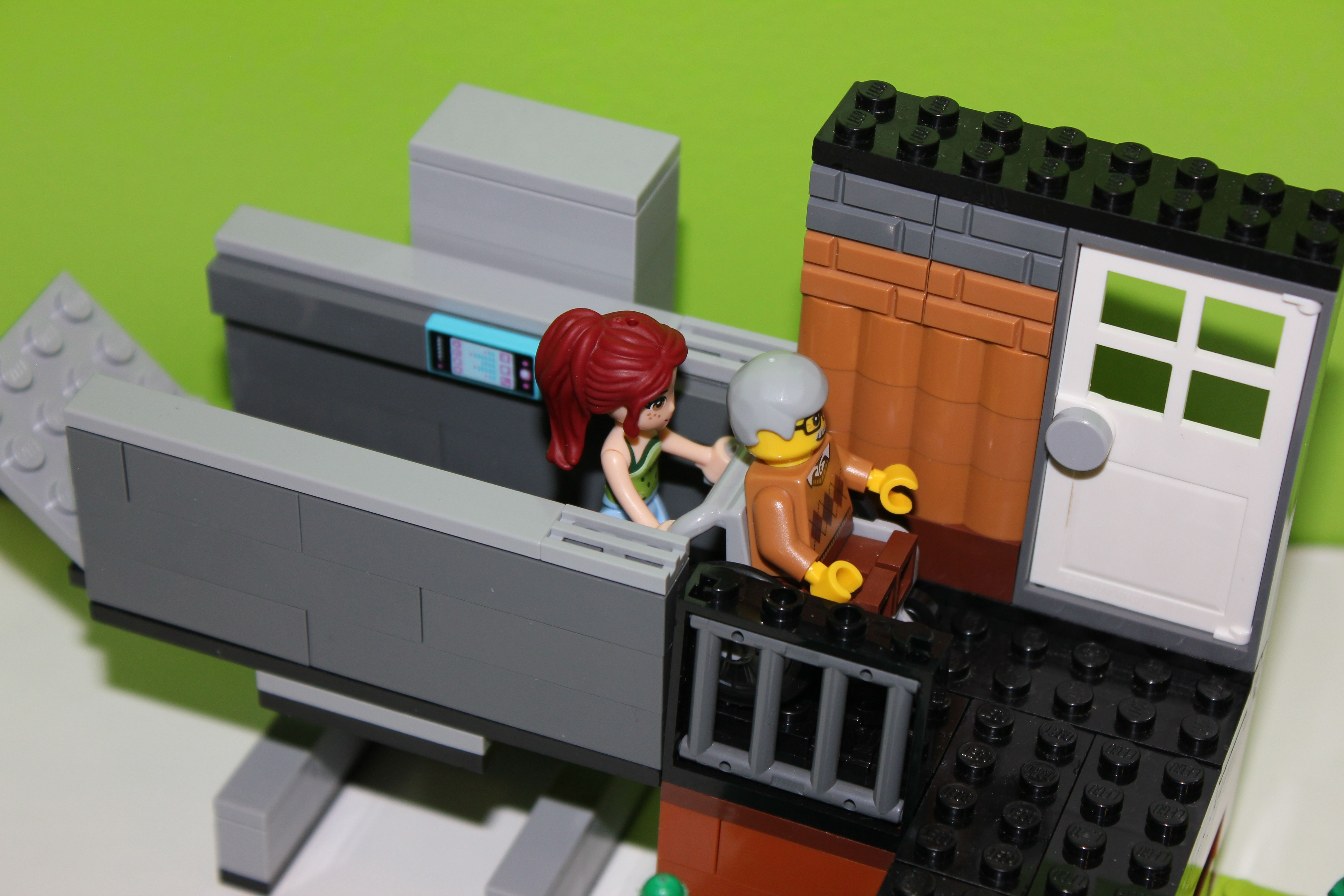 Cool Lego Version Of A Wheelchair Porch Lift Mocs Pinterest Wiring Diagram