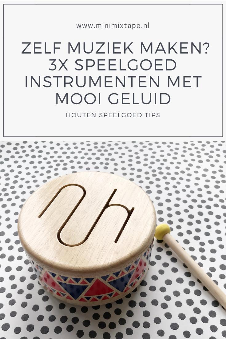 3x Houten Muziekinstrumenten Met Mooi Geluid In 2020 Houten Speelgoed Gratis Printables Houten