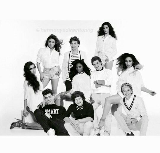 Fifth harmony member hookup one direction