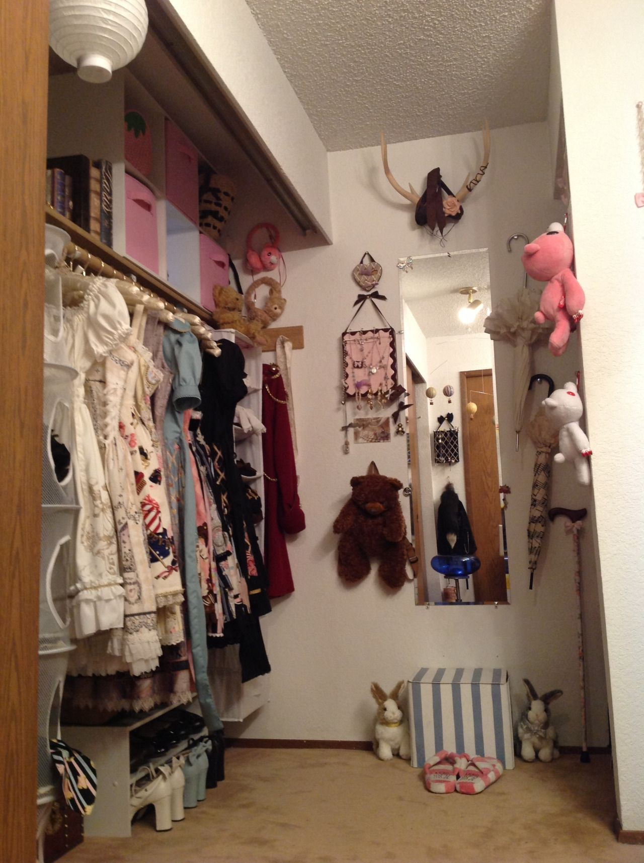 Oh my yes lolita decor kawaii bedroom pinterest for Yes decoration
