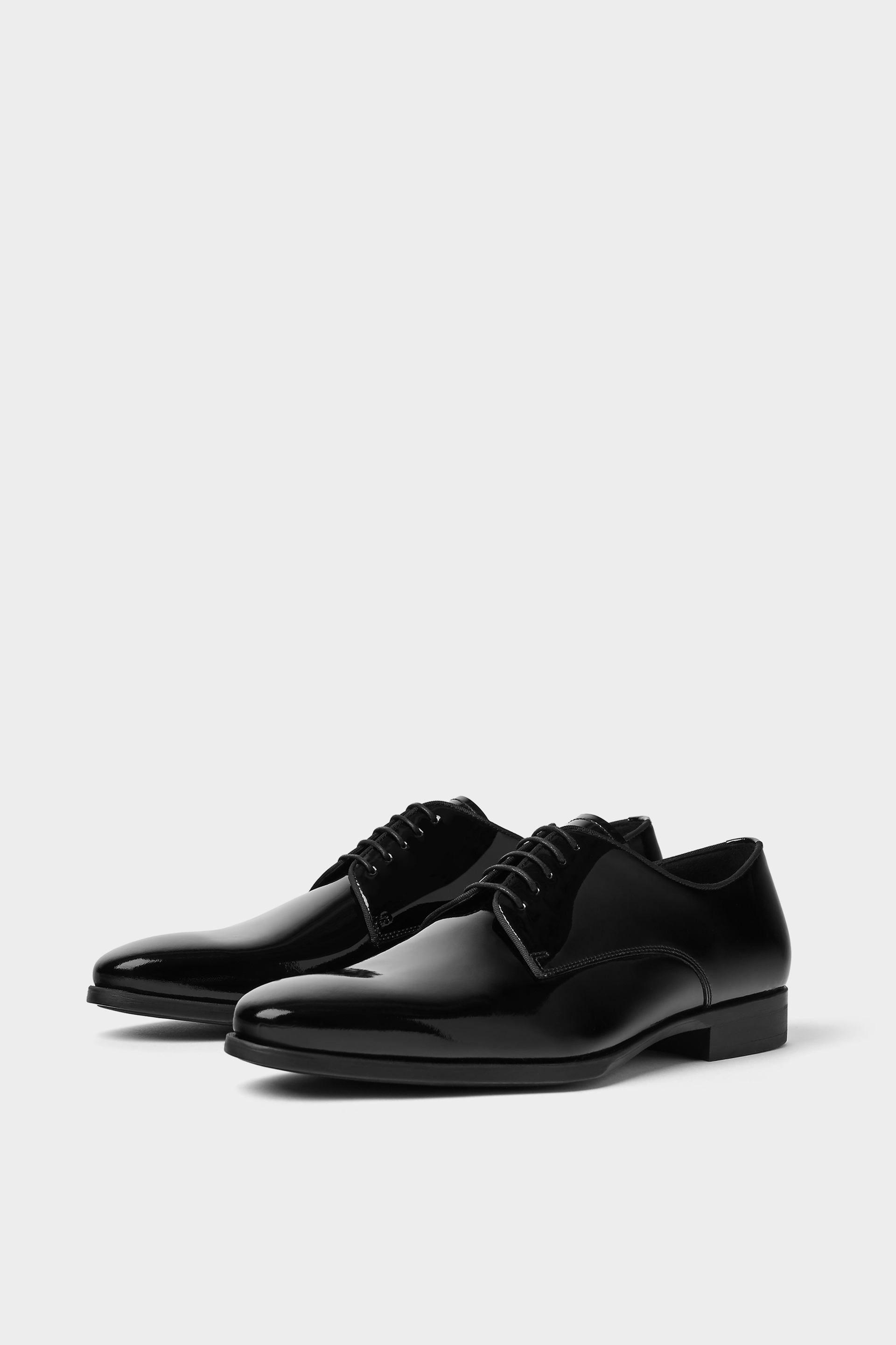 ZAPATO PIEL ACABADO CHAROL | 018. | Zapatos, Charol y