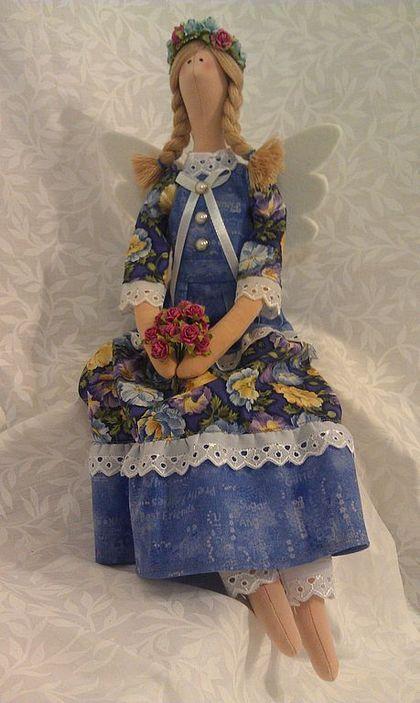 Tilda muñecas hechas a mano. Masters - Feria artesanal descalzo en el rocío ... Praskovja. Hecho a mano.