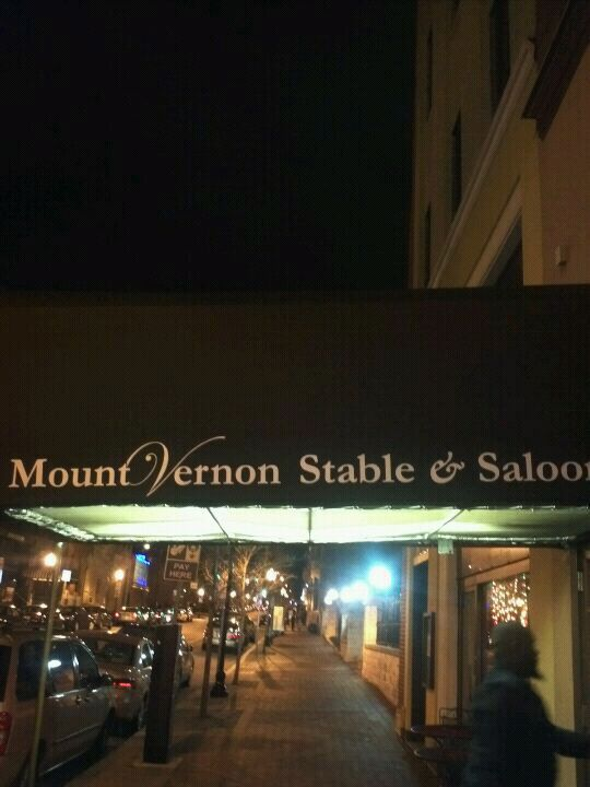 Mount Vernon Le Saloon In Baltimore Md Restaurants Les