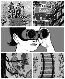 Great lookin comic page O_O