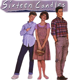 Sixteen Candles Theme Birthday All Graphics Sixteen Candles Sixteen Candles Movie Sixteen Candles Molly Ringwald