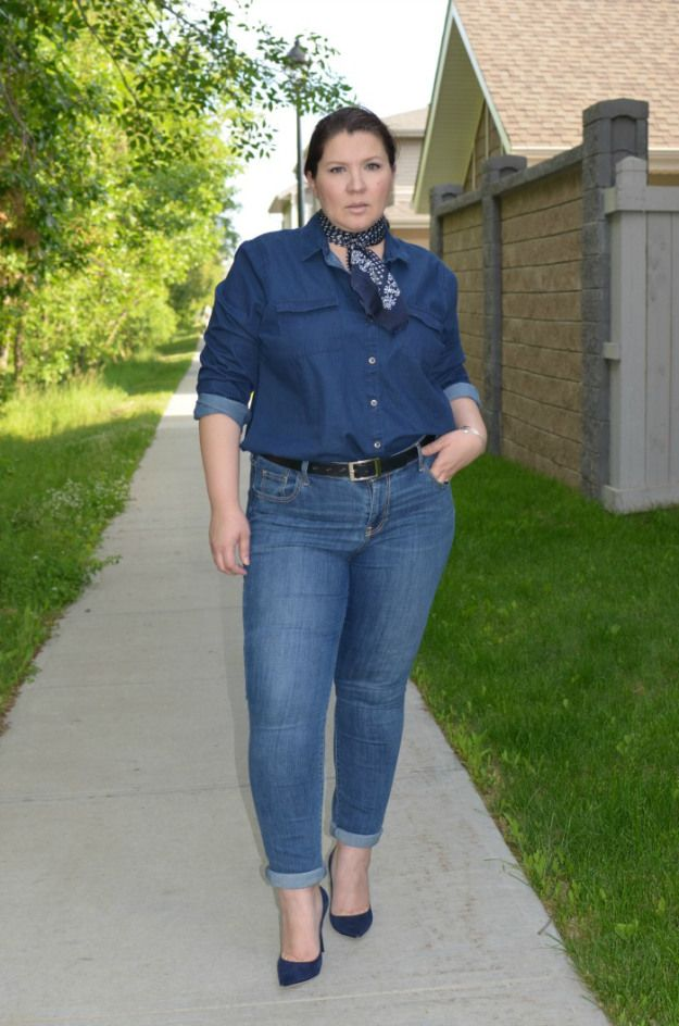 f860f1db5b9 March-and-May-blog-double-denim-outfit-cury-fashion-blogger-plus-size-scarf