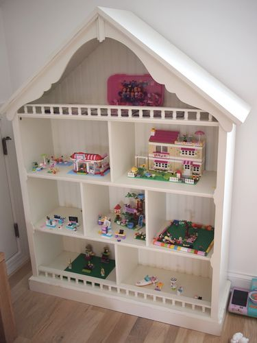 Pottery Barn Kids Dollhouse Bookcase Bookshelf Euc Pick Up