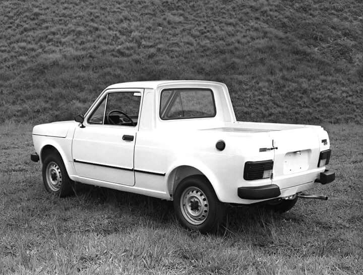 Fiat 147 Pickup 147 Fiat Carros Antigos Brasileiros Carro