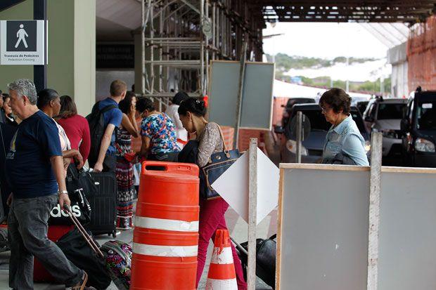 SALVADOR: Privatização do aeroporto de Salvador é oficializada em decreto
