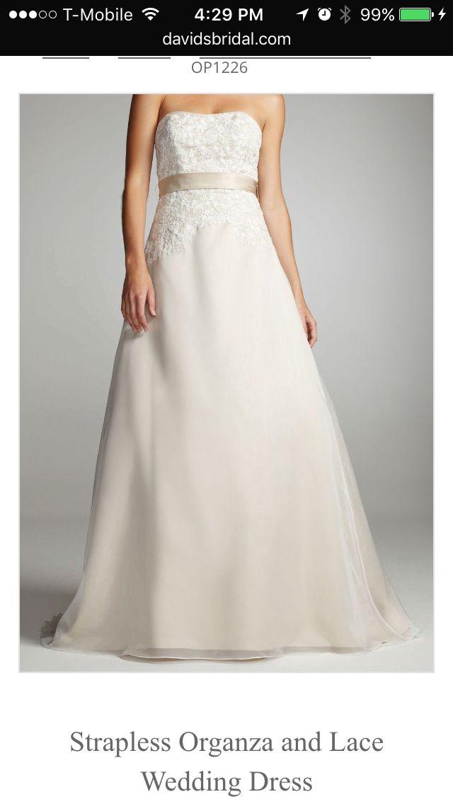 Davids Bridal 249 On Sale