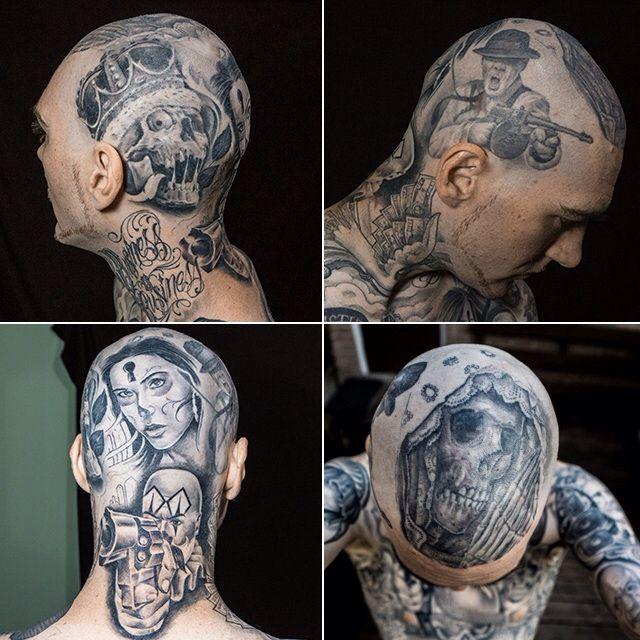 Chicano Art Tattoo Ideas Tattoo Tattoos Lowrider Low Rider Art Lowrider Tattoo Chicano Arte Gangster Gangster Ta Jail Tattoos Head Tattoos Sick Tattoo