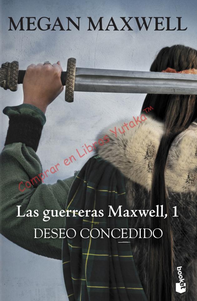 Deseo Concedido Bolsillo Libros 豊yutaka 8 5 Megan Maxwell Megan Maxwell Libros Maxwell