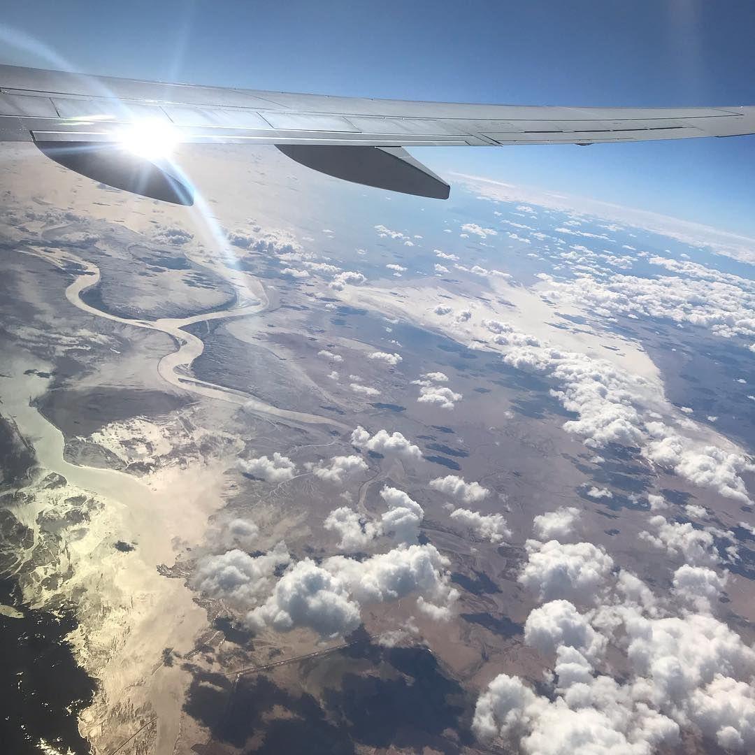 Shotfromthewindowseat Over Colorado Daltaairlines